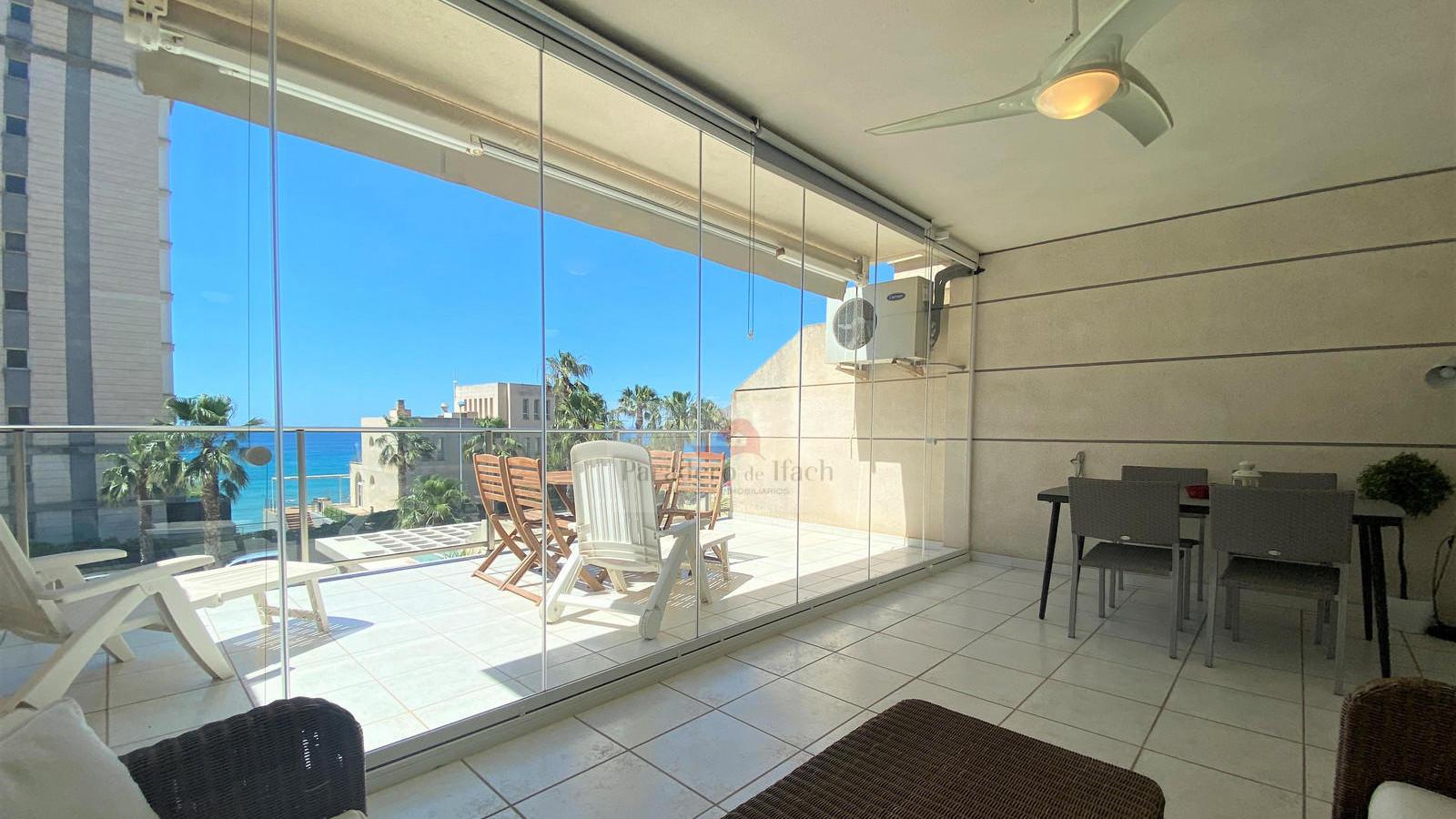 Apartament -                                       Calpe -                                       1 dormitoris -                                       4 ocupants